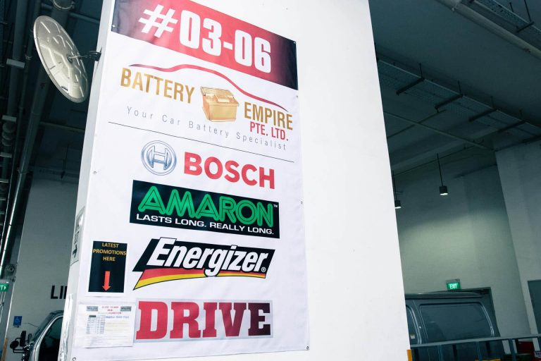Battery Empire Banner
