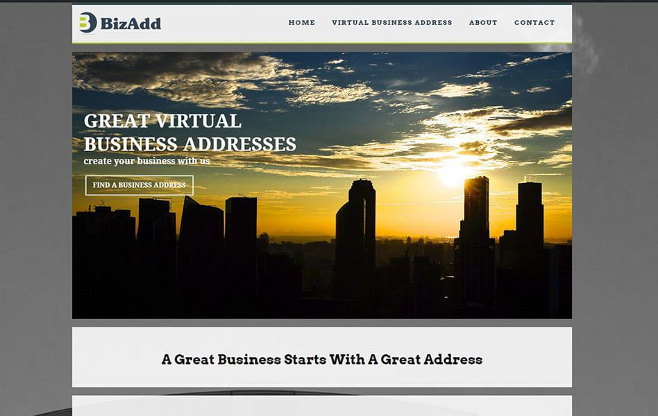 bizadd-screenshot eCommerce Website Design & Development Services