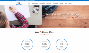 Thinking Notes Projects Showcase - Best POA Website