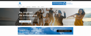 Thinking Notes Projects Showcase - Inspiratione Website