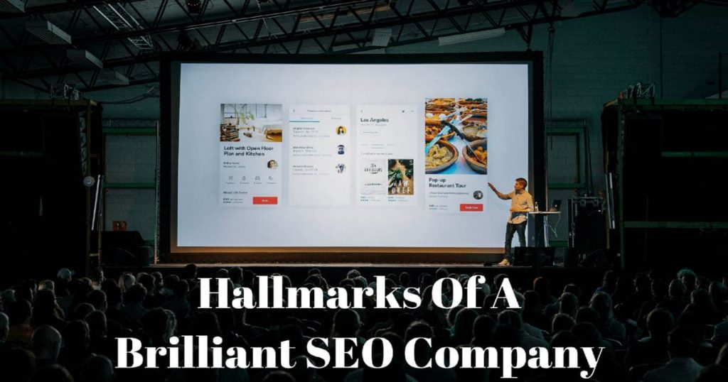 Brilliant SEO Company