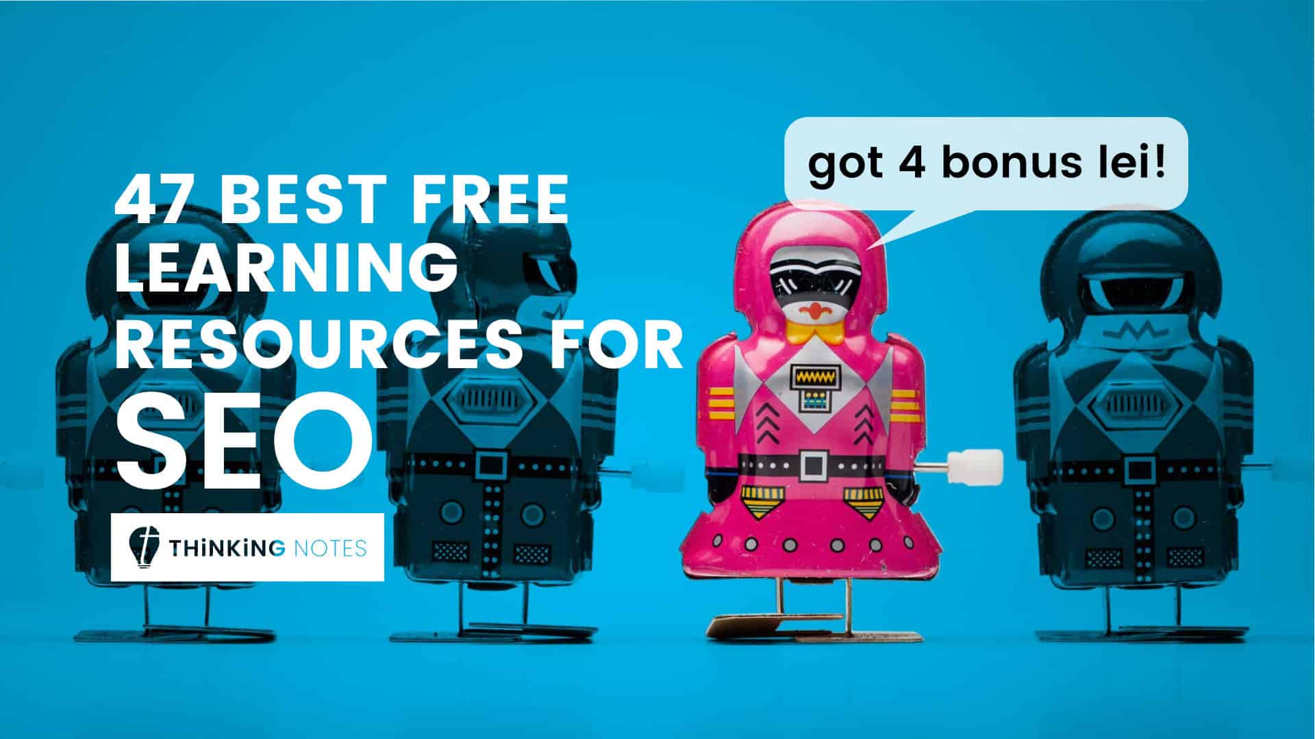 50 Best Free Resources To Learn Seo