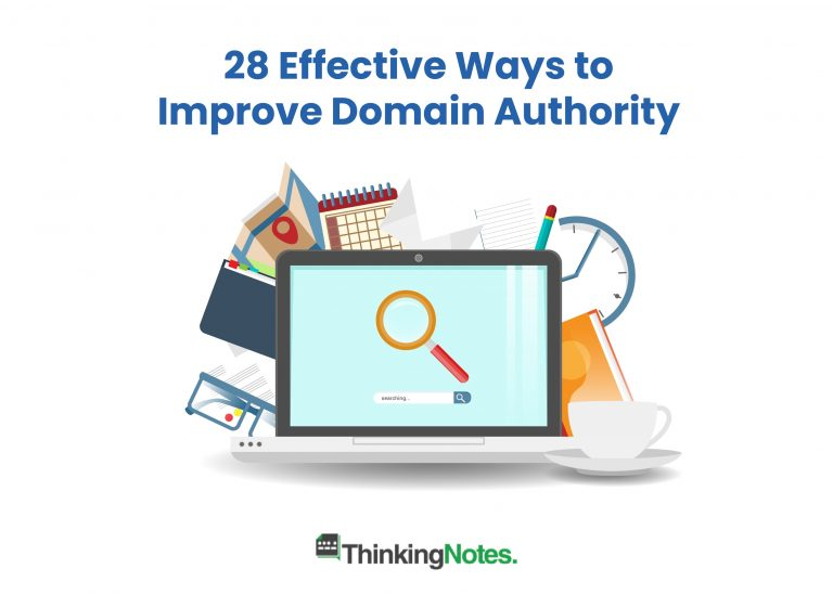 Ways to Improve Domain Authority