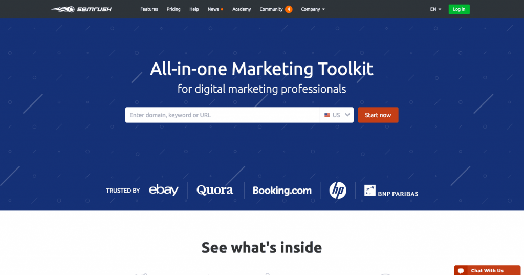 All-in-one Marketing Tool Kit