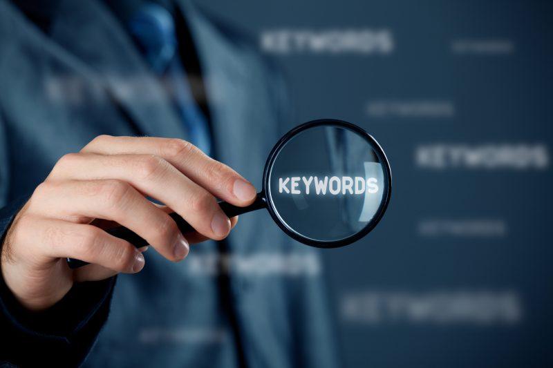 Find keywords for keyword research