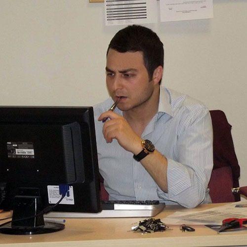 Selman Demirdöven_Web Developer